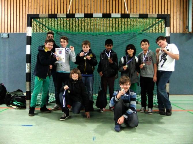 Das Team des MCG