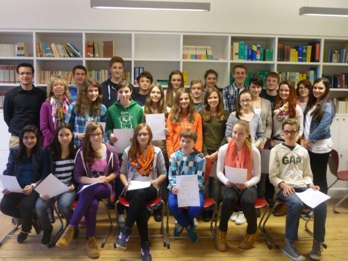 Delf 2013 Absolventen