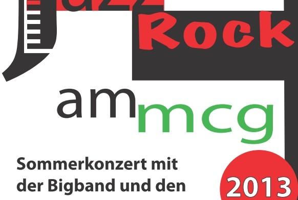 Bigband Konzert Juli 2013 MCG Neuss