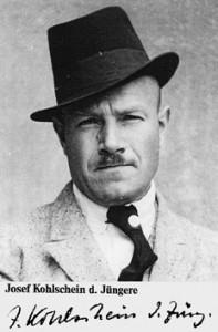 Josef Kohlschein MCG Neuss