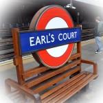 Earl's Court Studienfahrt London 2013 MCG