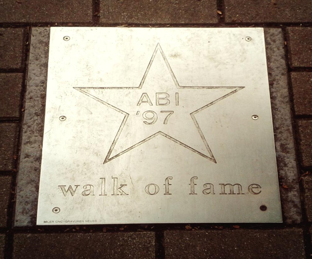 walk of fame MCG