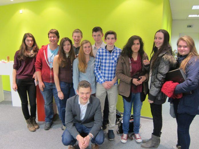 Jugendzentrum Internettplattform MCG Neuss Wettbewerb 2013