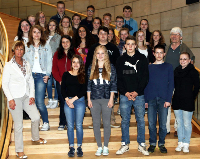 Landtag MCG 2014 9.Klasse