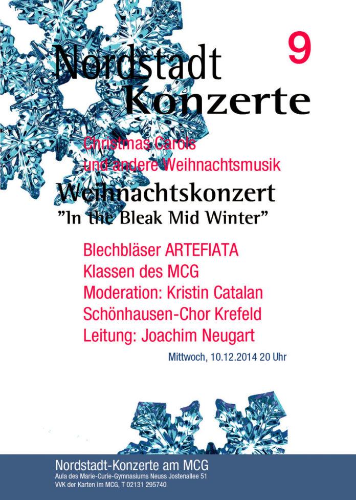 9.Nordstadtkonzert Neuss Weihnachten 2014