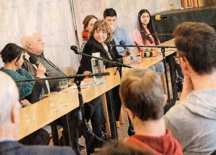 MCG Neuss Holocaust Überlebende 2015
