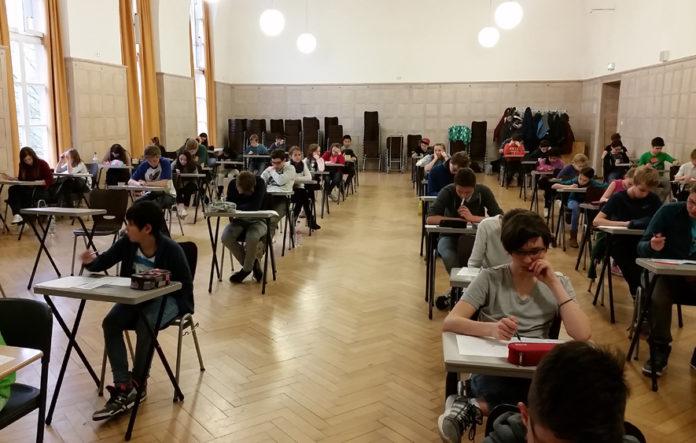 Känguru Wettbewerb Mathematik MCG Neuss