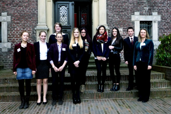 MUN Model-United-Nations-Konferenzen MCG Neuss 2015