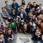 Polenaustausch MCG Neus 2015 Mosaik