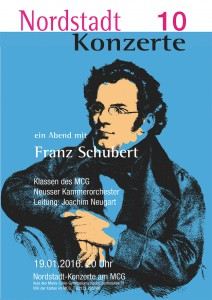MCG Nordstadtkonzert 2016 Schubert